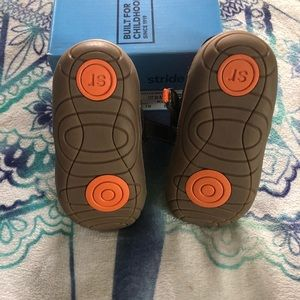 Stride Rite Shoes - Stride Rite Foster Infant Sandals